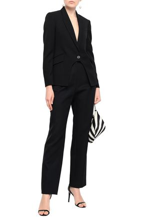 BURBERRY Wool-crepe blazer
