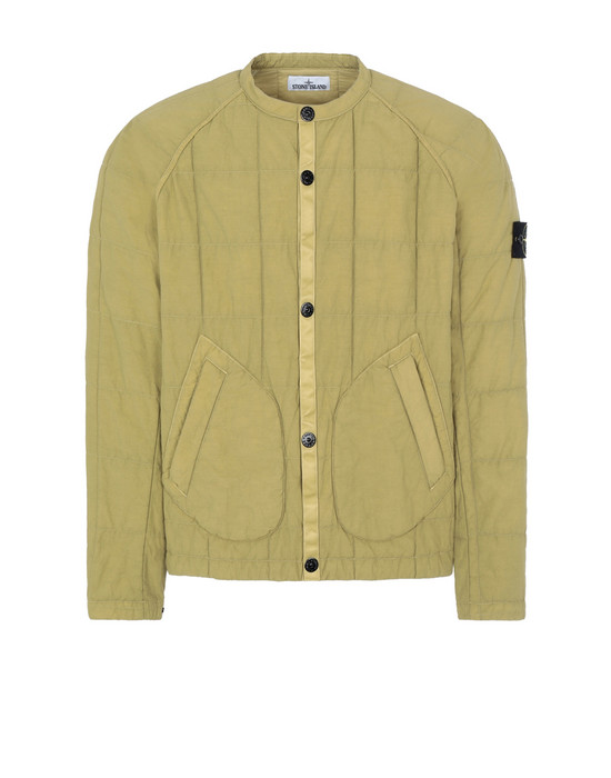 STONE ISLAND 43324 NASLAN LIGHT WITH PRIMALOFT®-TC Jacket Man