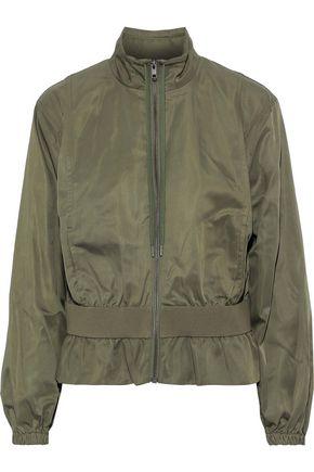 FRAME Gathered shell jacket