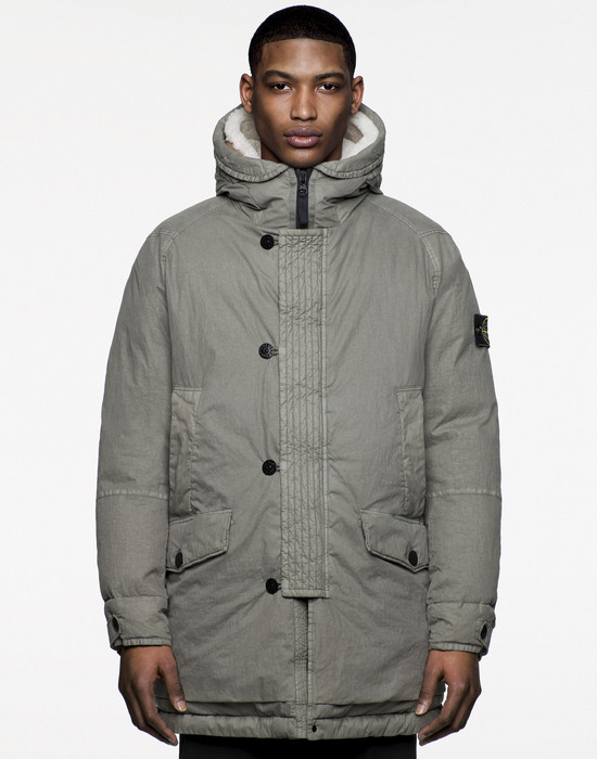 41890715hd - COATS & JACKETS STONE ISLAND
