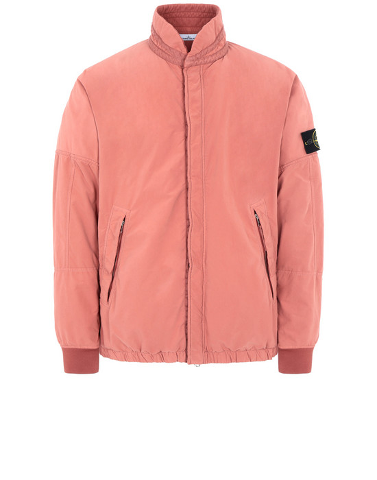 Jacket 43231 DAVID LIGHT-TC WITH MICROPILE STONE ISLAND - 0
