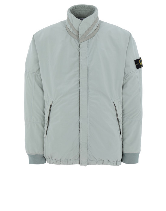 STONE ISLAND 43231 DAVID LIGHT-TC WITH MICROPILE Jacket Man Dust Grey