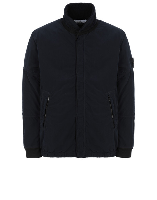 STONE ISLAND 43231 DAVID LIGHT-TC WITH MICROPILE Jacket Man Blue