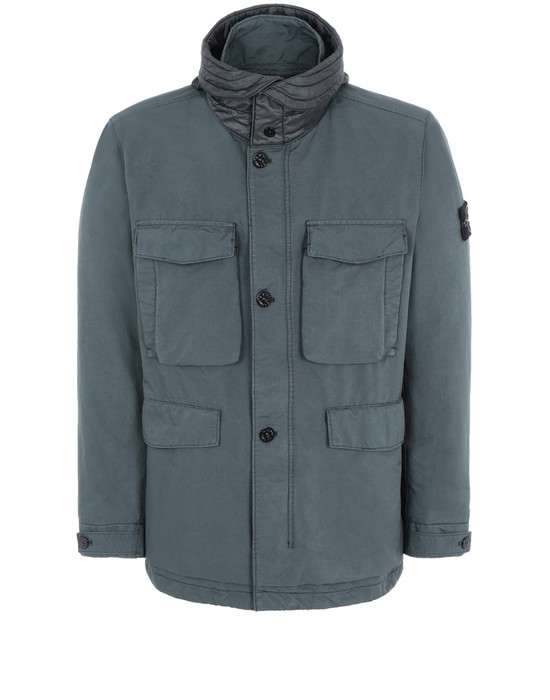 STONE ISLAND Blouson 41249 DAVID-TC WITH PRIMALOFT® INSULATION TECHNOLOGY