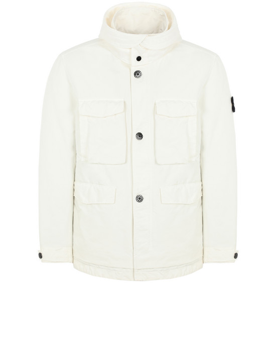 Jacket 41249 DAVID-TC WITH PRIMALOFT® INSULATION TECHNOLOGY STONE ISLAND - 0