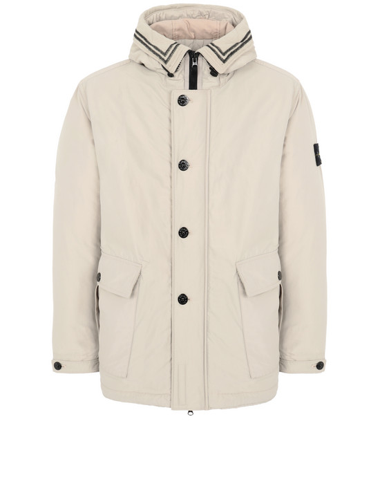 Jacket 40626 MICRO REPS WITH PRIMALOFT® INSULATION TECHNOLOGY  STONE ISLAND - 0