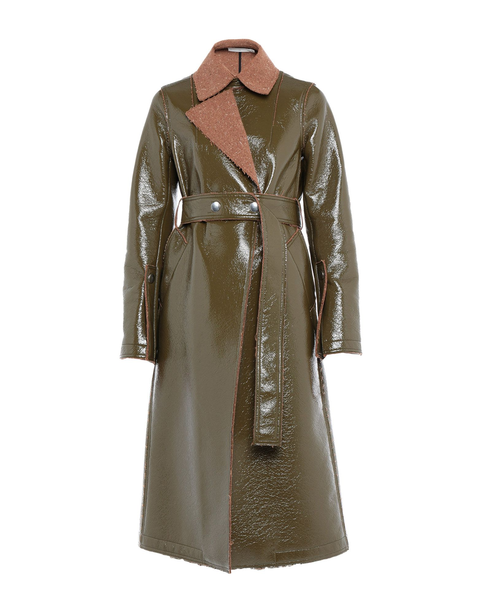 VICTORIA BECKHAM Пальто цены онлайн