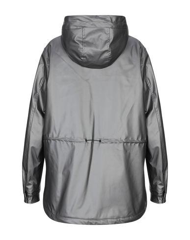 Фото 2 - Женскую куртку HOMEWARD CLOTHES свинцово-серого цвета