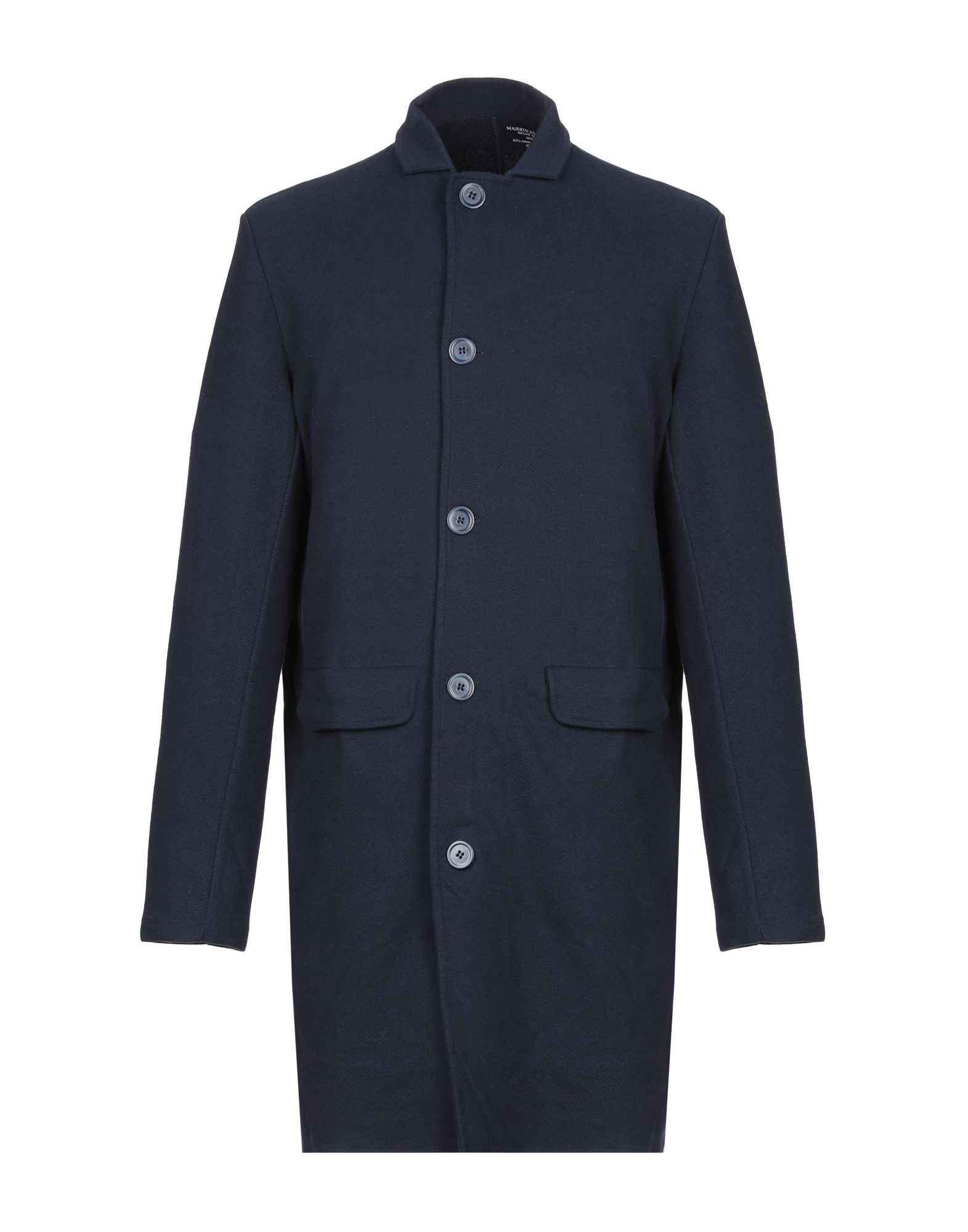 MAJESTIC FILATURES Легкое пальто