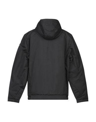 Фото 2 - Мужскую куртку SUNSTRIPES черного цвета