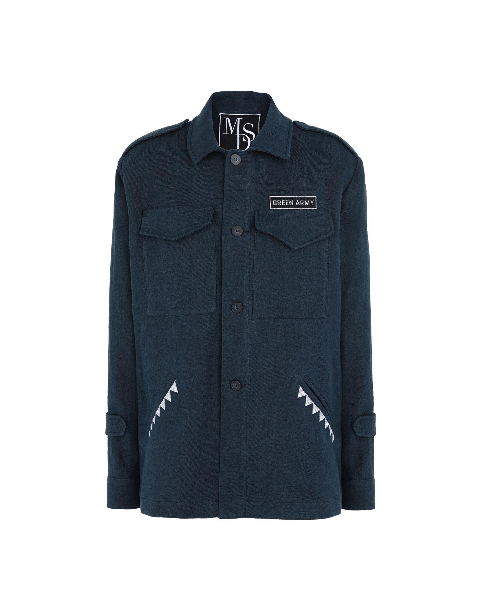 MDS GREEN ARMY Куртка