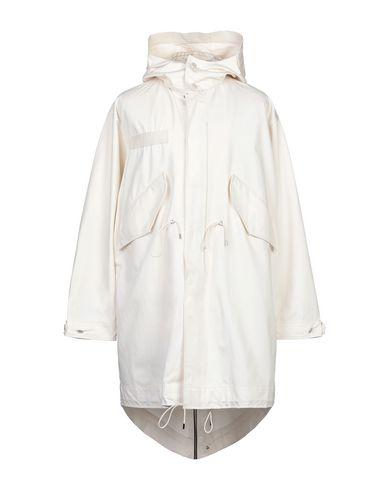 Купить Мужское пальто или плащ OAMC цвет слоновая кость