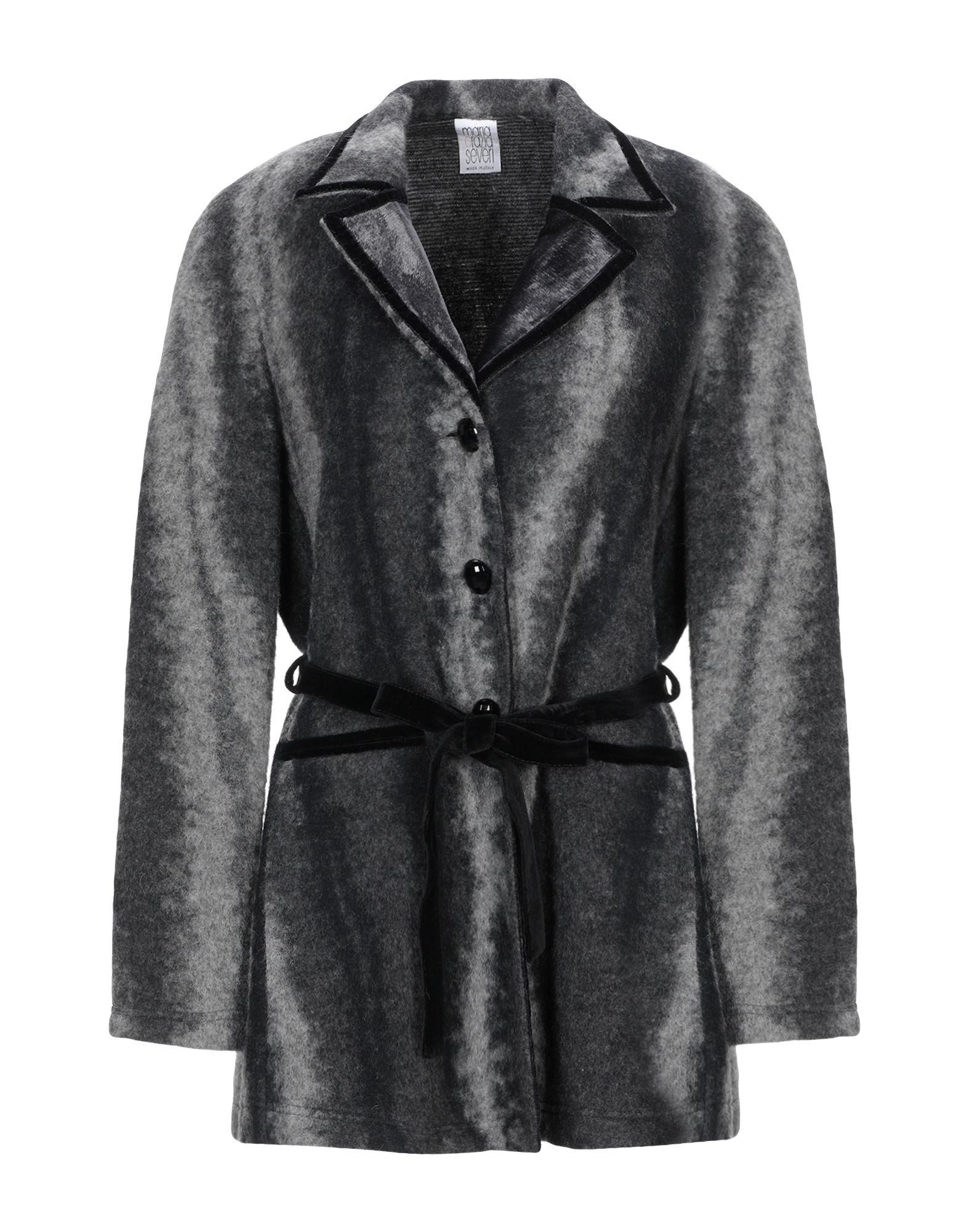 MARIA GRAZIA SEVERI Пальто пальто maria grazia severi пальто свободного покроя