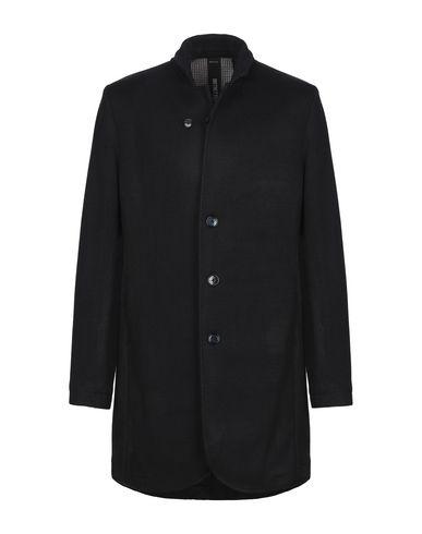 Купить Мужское пальто или плащ DISTRETTO 12 темно-синего цвета