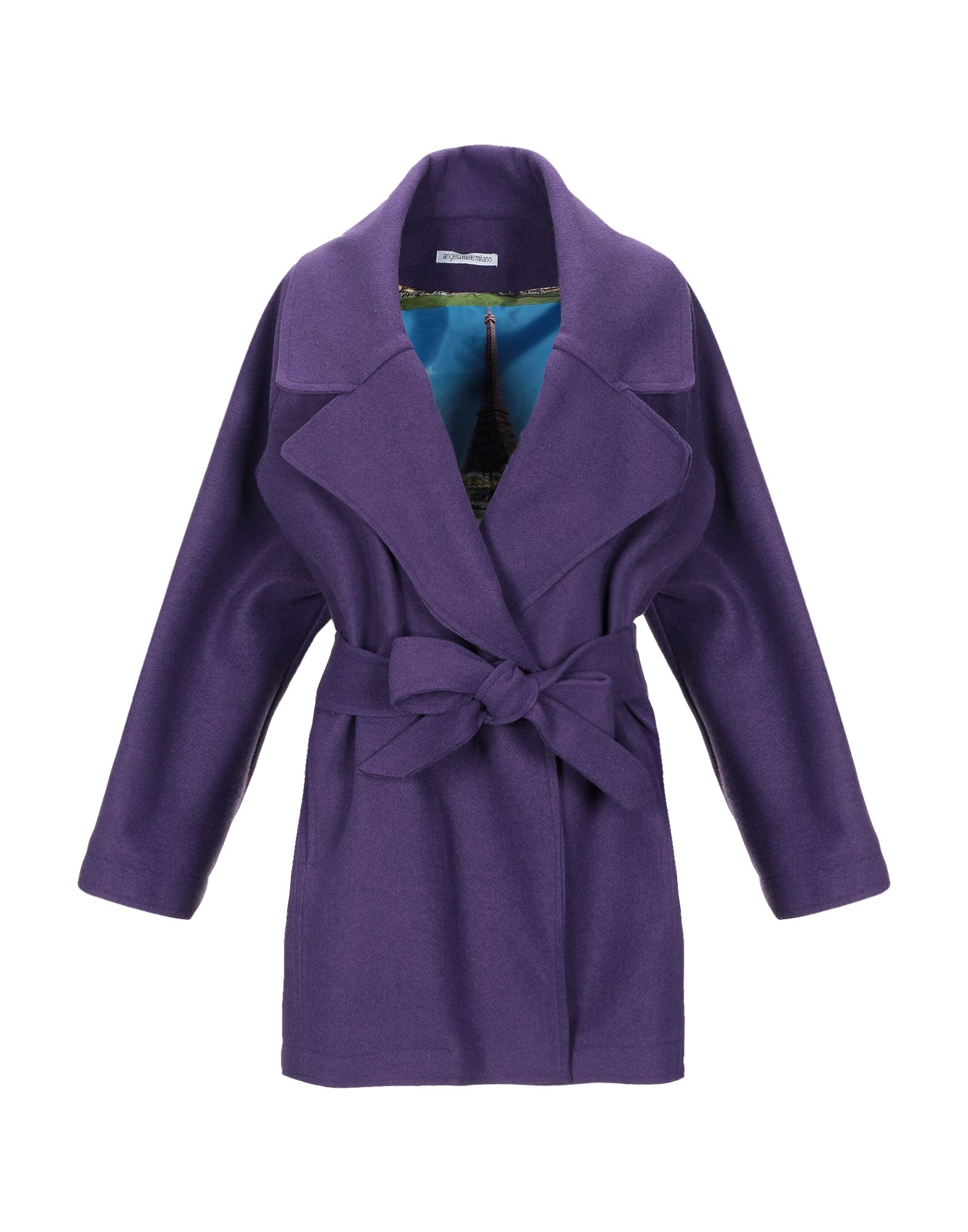 ANGELA MELE MILANO Пальто angela mele milano пиджак