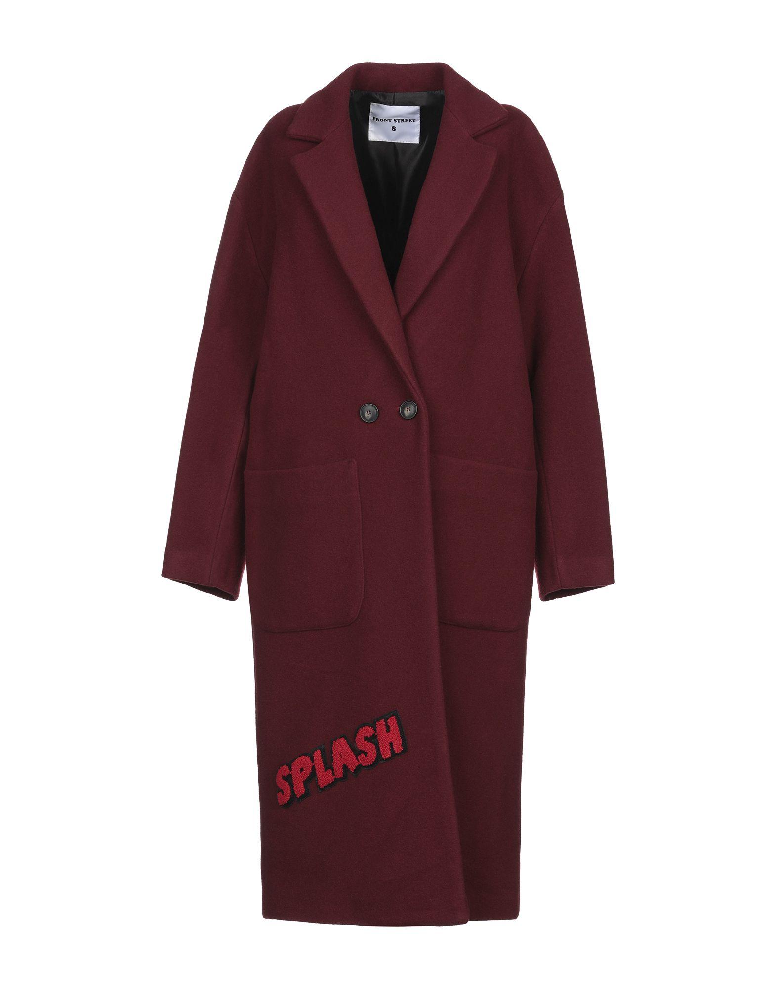 FRONT STREET 8 Пальто плащ front street front street fr053ewevxn1
