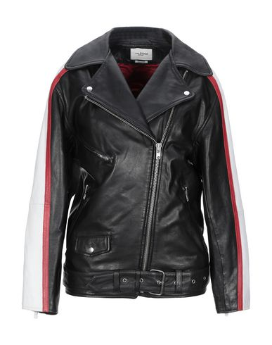 Купить Женскую куртку ISABEL MARANT ÉTOILE черного цвета