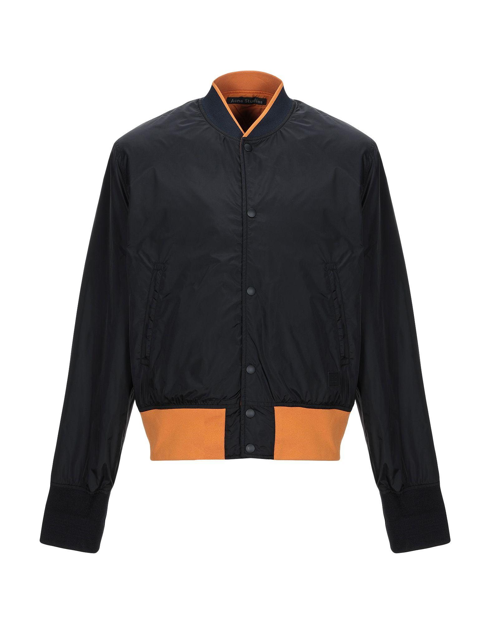 ACNE STUDIOS Куртка acne studios бордовая куртка бомбер clea