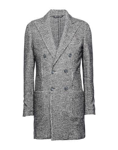 Фото - Мужское пальто или плащ 29 TWENTYNINE черного цвета
