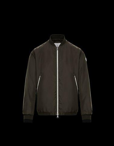 MONCLER NORMANDIN - Overcoats - men