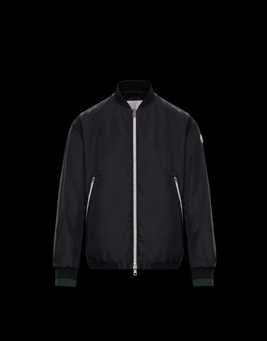 NORMANDIN Black Jackets