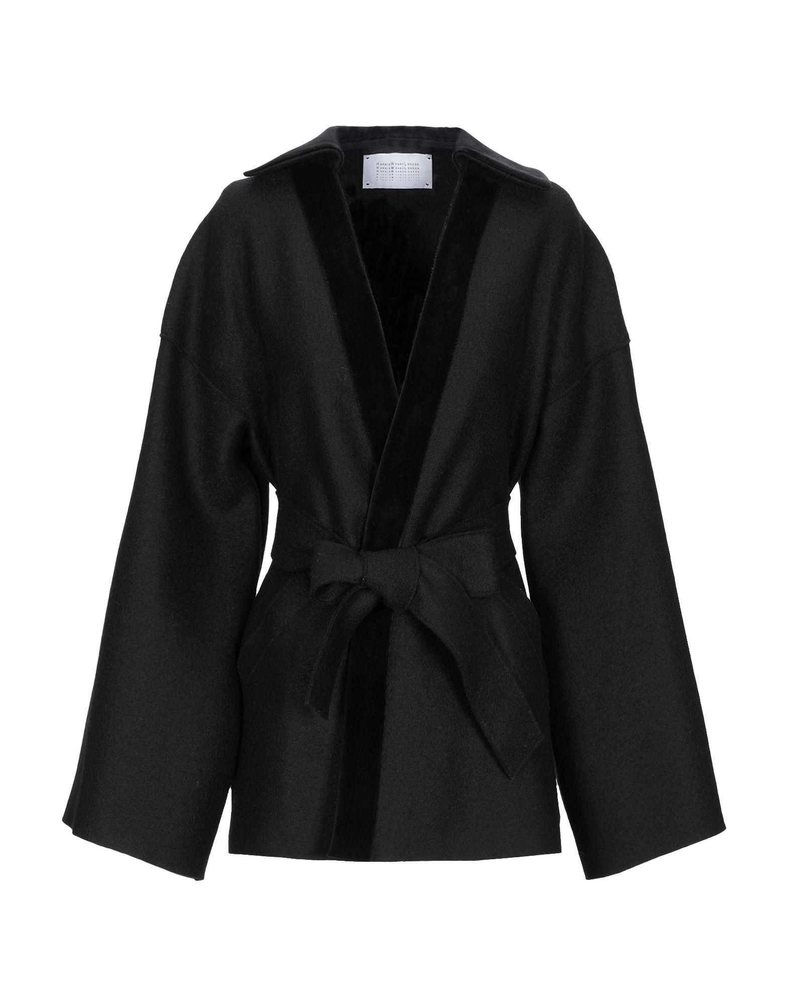 где купить HARRIS WHARF LONDON Легкое пальто дешево