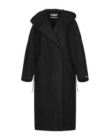 Купить Легкое пальто от SPORTMAX темно-синего цвета