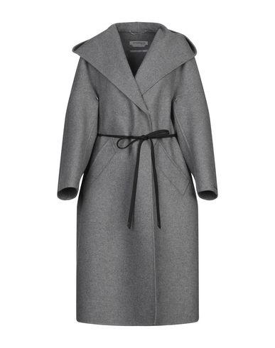 Купить Легкое пальто от SPORTMAX серого цвета