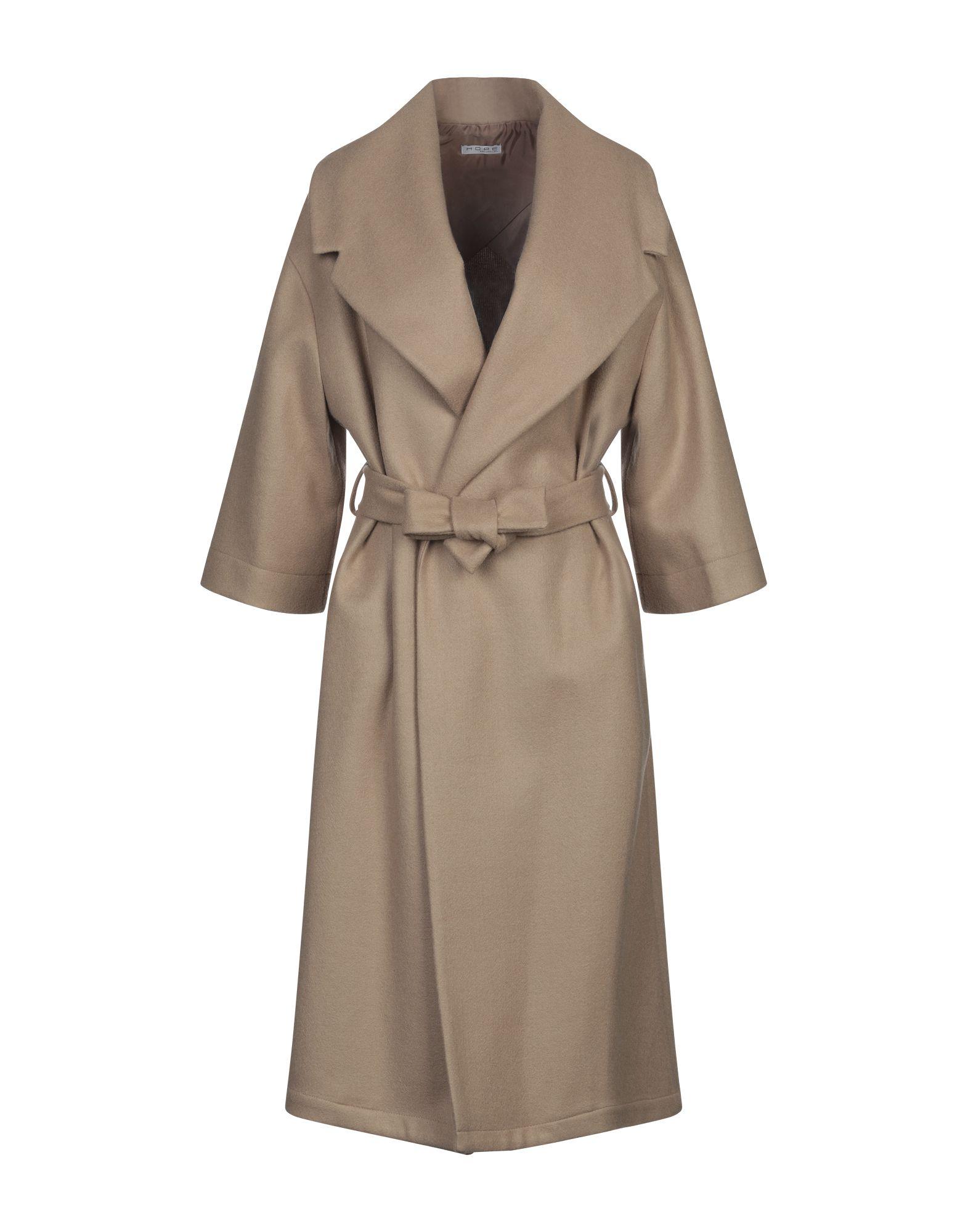 цены на HOPE COLLECTION Пальто  в интернет-магазинах