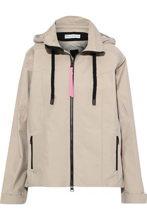 J.W.ANDERSON Shell hooded jacket