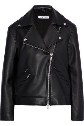 REBECCA MINKOFF Payton leather biker jacket