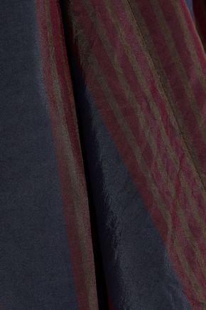 BOTTEGA VENETA Striped shell blazer