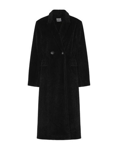 Фото - Женское пальто или плащ I AM ANN черного цвета