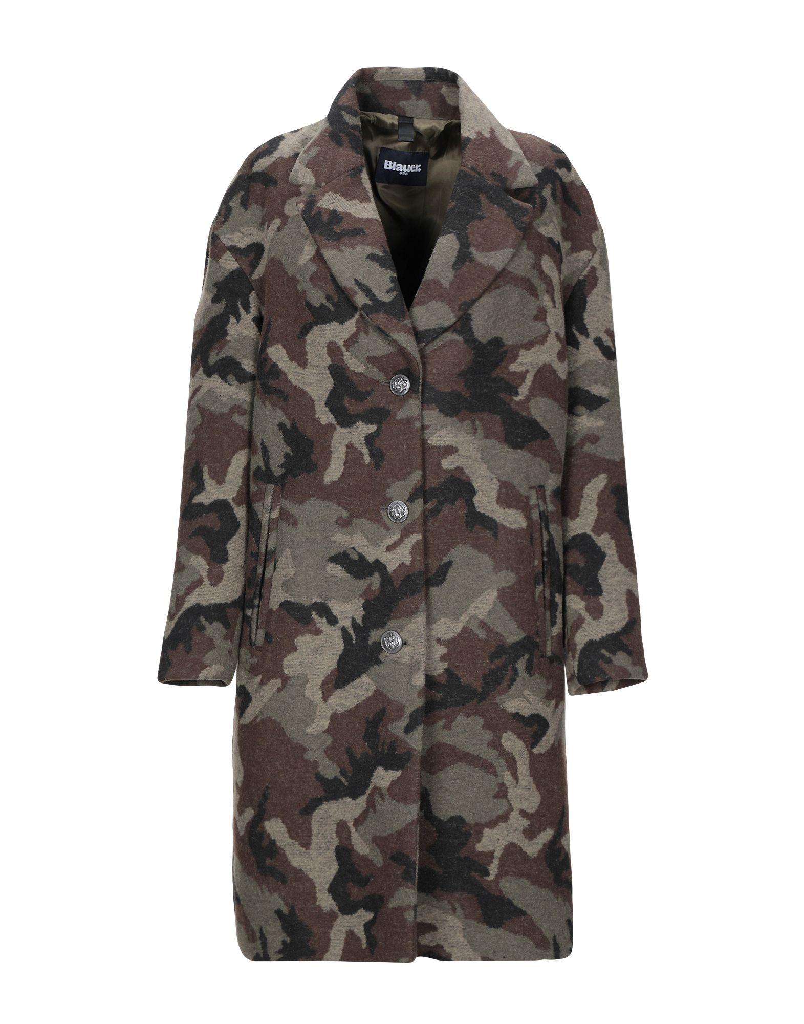 BLAUER Пальто цена 2017