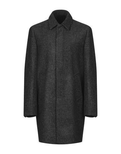 Фото - Мужское пальто или плащ  цвет стальной серый