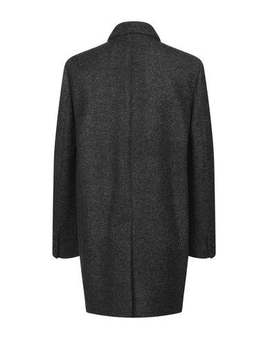 Фото 2 - Мужское пальто или плащ  цвет стальной серый