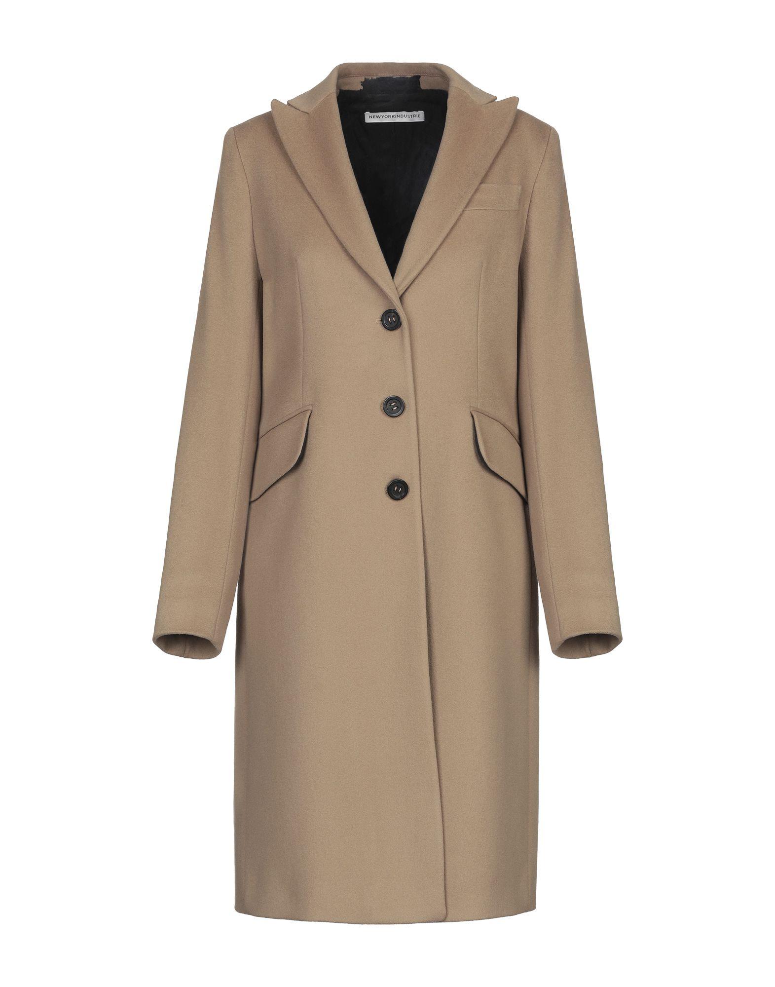 купить NEW YORK INDUSTRIE Пальто дешево