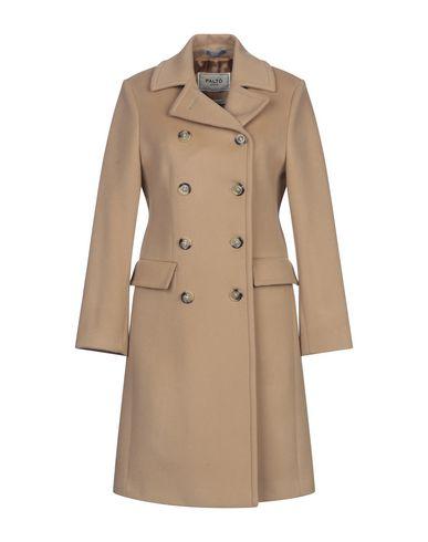 Фото - Женское пальто или плащ PALTÒ цвет верблюжий