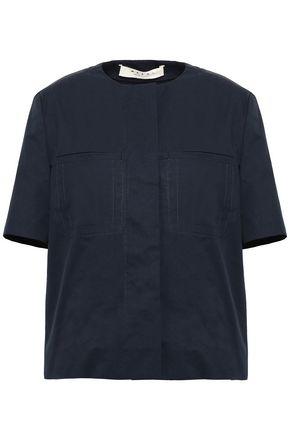 MARNI Cotton-gabardine jacket