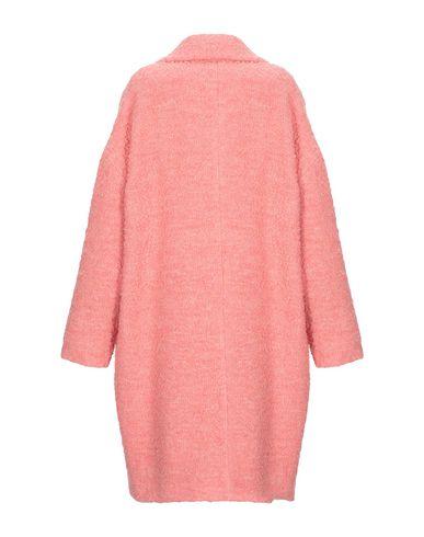 Фото 2 - Женское пальто или плащ HANITA кораллового цвета