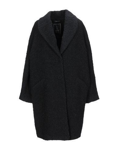Фото - Женское пальто или плащ HANITA черного цвета