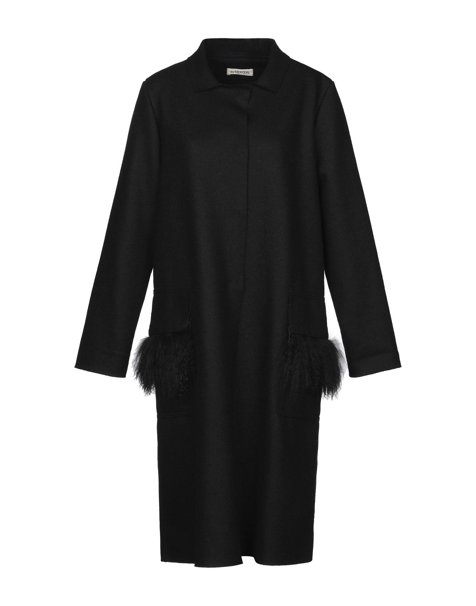 LA FABRIQUE Пальто la fabrique легкое пальто