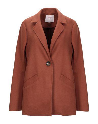 Купить Женский пиджак PINK AMBER коричневого цвета