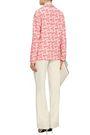 JOSEPH Floral-print silk crepe de chine blazer