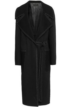 JOSEPH Cashmere-felt coat