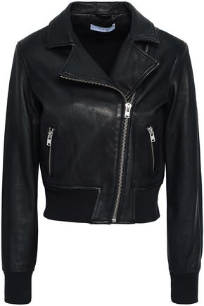 IRO Arkos leather biker jacket