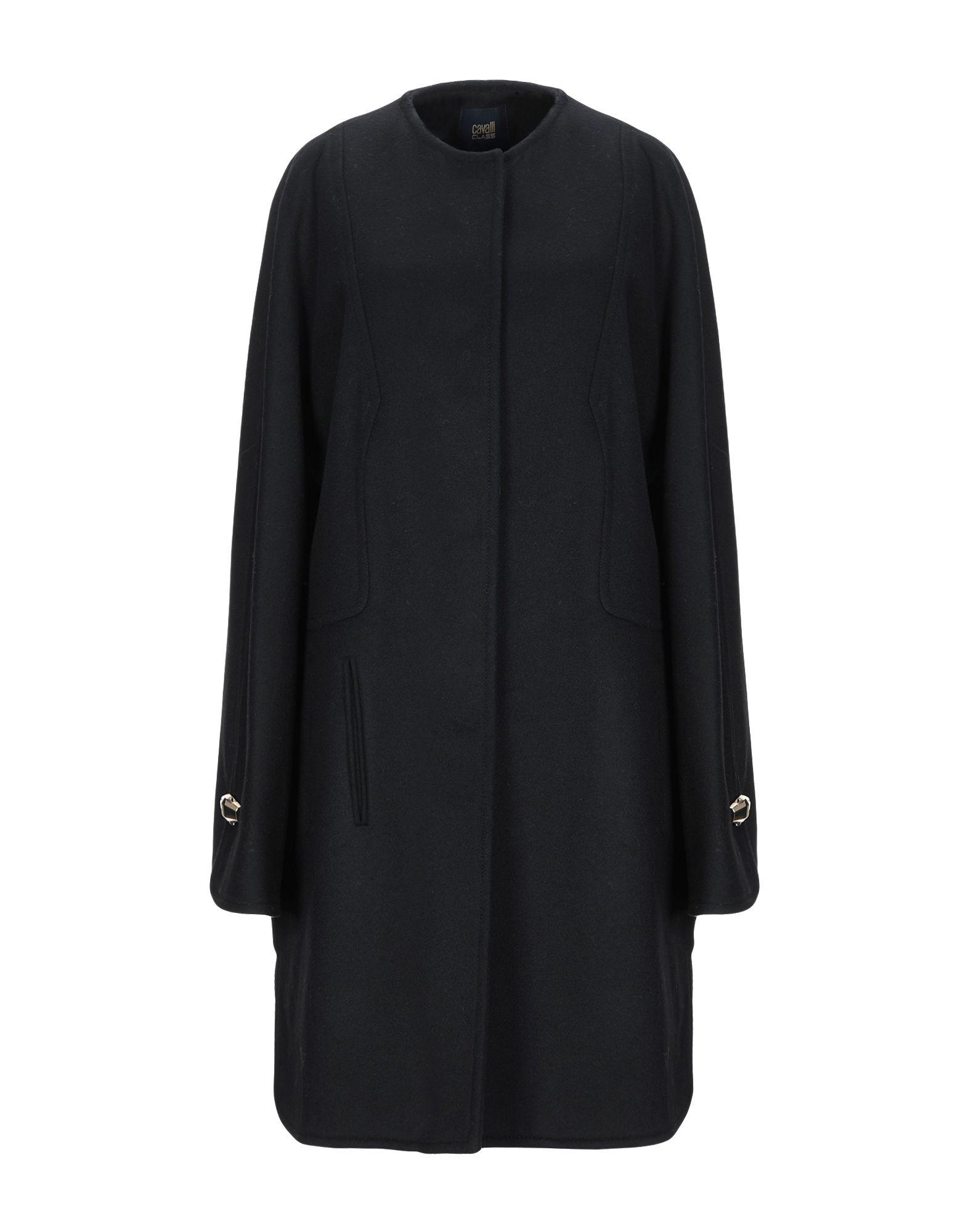 CAVALLI CLASS Пальто пальто class cavalli пальто короткие