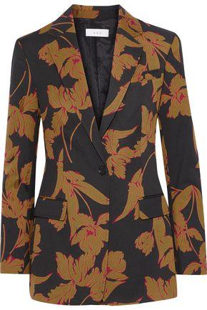 A.L.C. Vernay printed wool-blend blazer