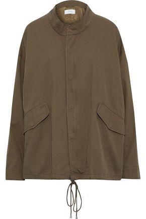 STAND STUDIO Elinore cotton-twill jacket