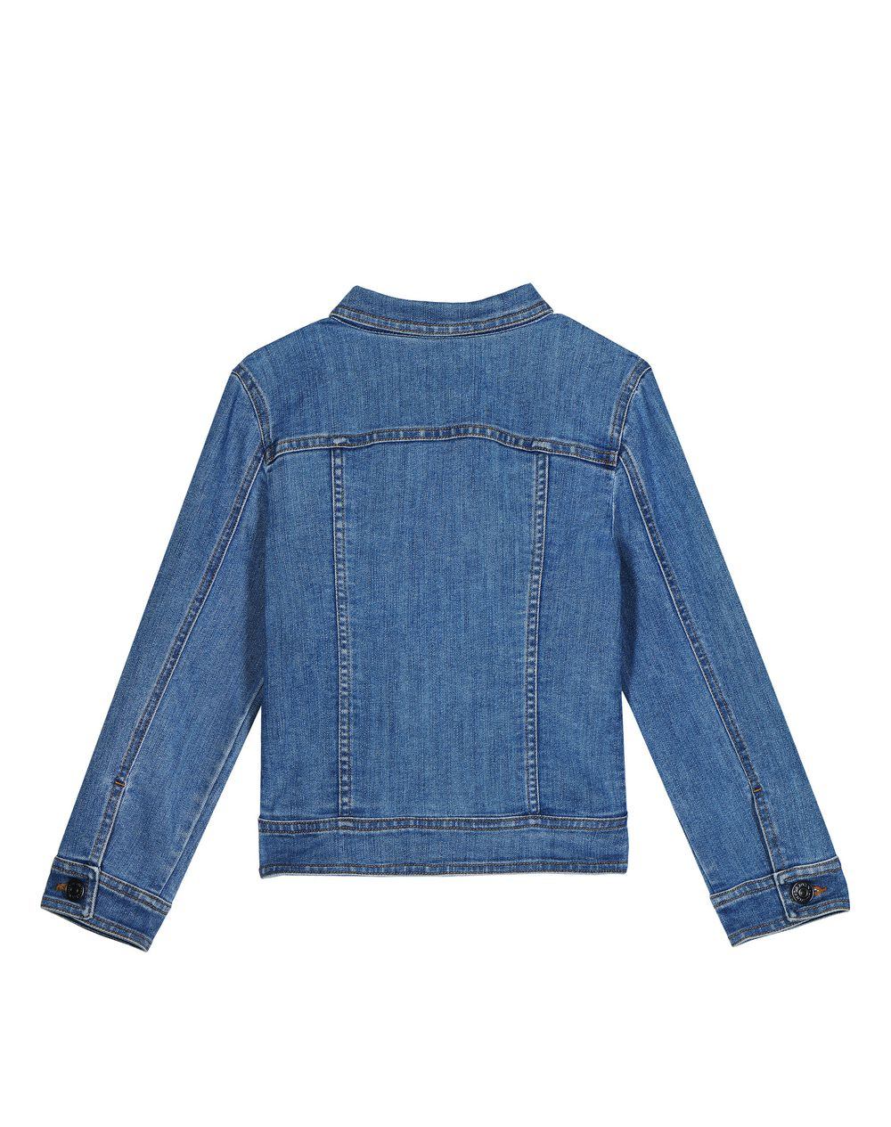 BLUE DENIM JACKET    - Lanvin